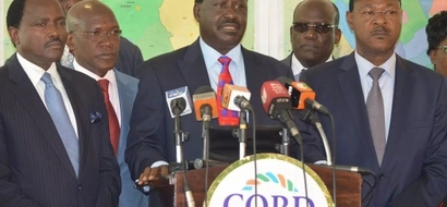 Is Raila Spoiling The Party In Cord?