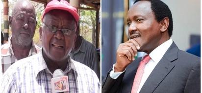 Mau Mau war veterans from Ukambani want Kalonzo to abandon Raila for Uhuru