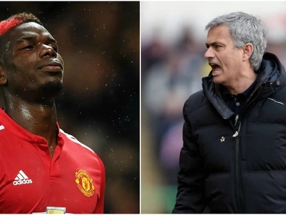I am the boss - furious Mourinho reminds Pogba in heated training-ground exchange