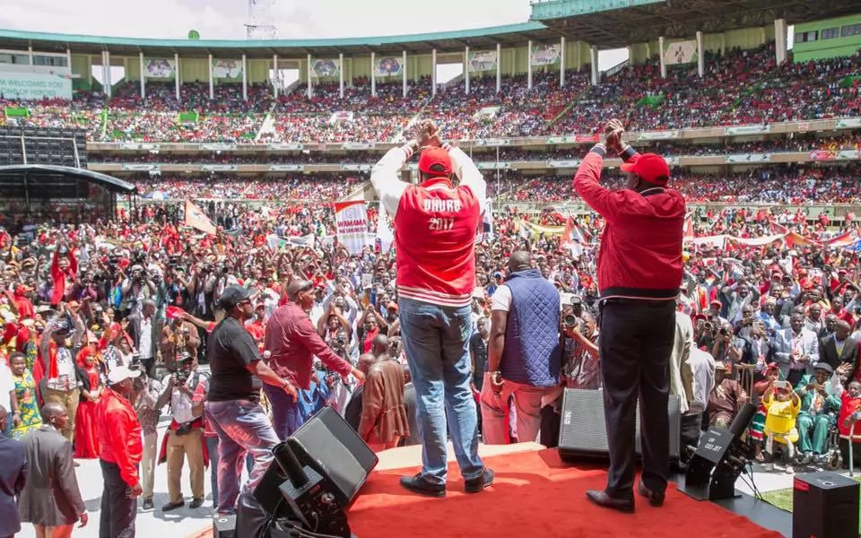Jubilee warns Sonko