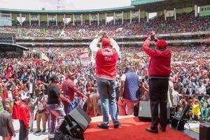 Wanasiasa zaidi ya 100 wakihama cha Jubilee Party