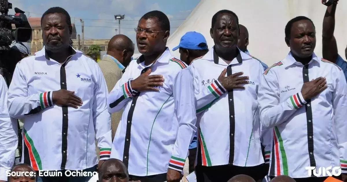 Timu ya Uhuru ilikuwa na kituo cha kuhesabu kura, mbona wapinge NASA? Asema muasi mkuu wa Jubilee
