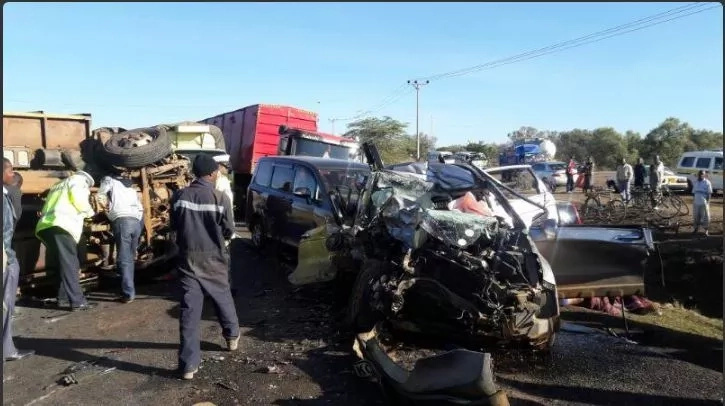 Three relatives perish in terrible accident on their way to a funeral