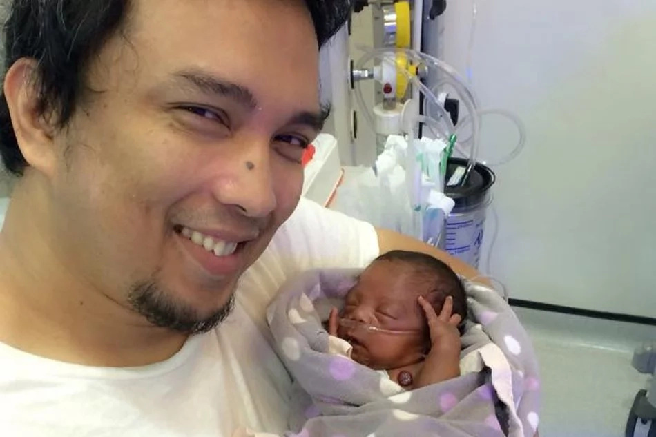 Pinoy family to pay dead baby's P3.2M hospital bill