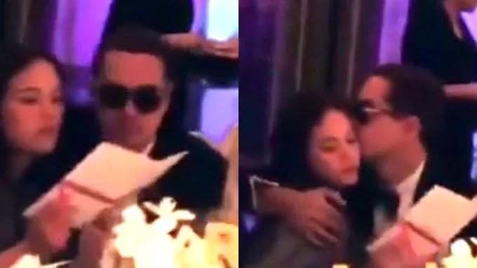 John Lloyd Cruz spotted kissing Ellen Adarna in Paris