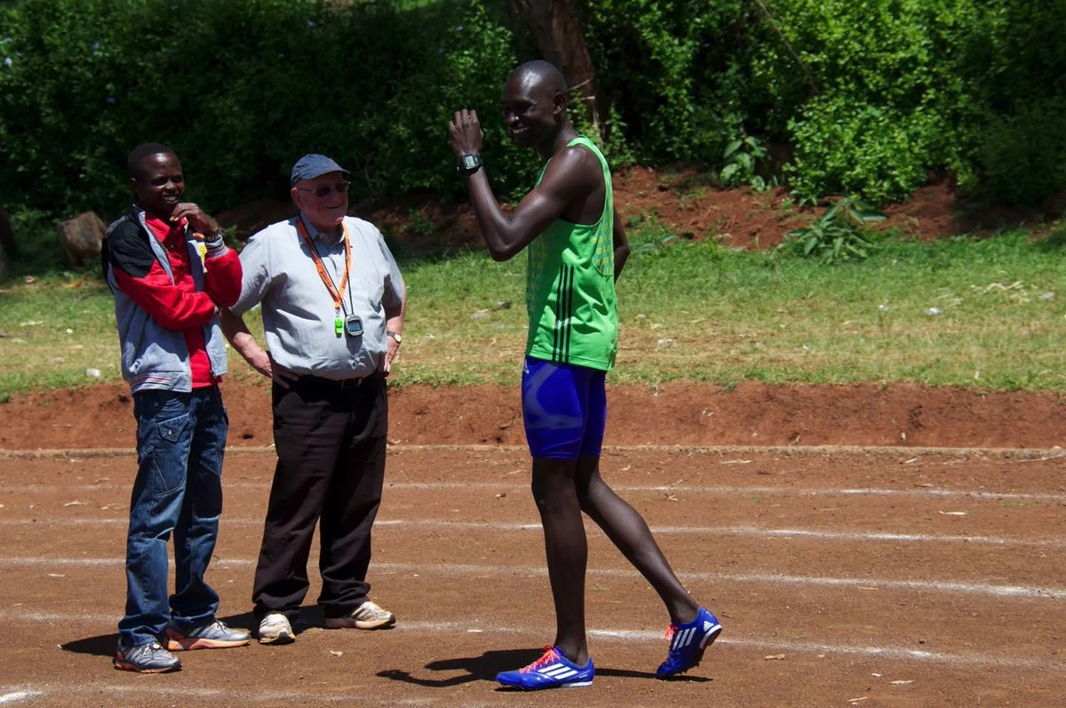 David Rudisha says Olympic trials is tough in Kenya