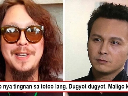 'Dugyot, mabaho, disgusting' Baron Geisler receives below the belt criticisms after posting photo on social media in time for New Year