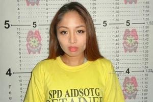 What does Monster radio say about Karen Bordador's arrest?