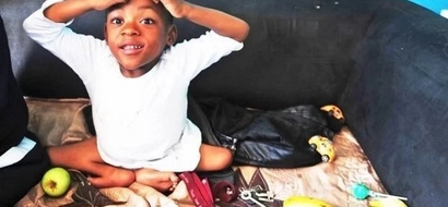 This 5-year-old boy with tiny non-fuctioning legs BATHED IN LOVE after parent share his story