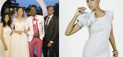 MP's wife blasts Willy Paul and Alaine after their 'WEDDING'