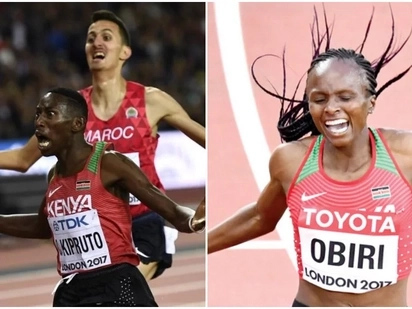 Conceslus Kipruto, Hellen Obiri feted at the SOYA Awards Gala as Samuel Muchai emerges overall Sports Personality of the Year
