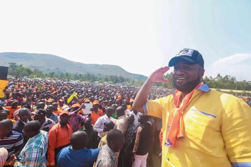 Ababu Namwamba questions Raila's lengthy rally in Budalangi