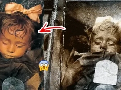 The Sleeping Beauty: This girl died 100 years ago, but she still unbelievably looks so much alive