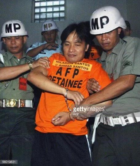 Terrorist leader arrested in Zamboanga