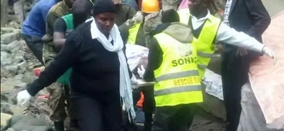 Owner of collapsed Nairobi building revealed, police launch hunt