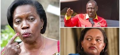 Walinzi wake William Ruto walivuruga uchaguzi wa Kirinyaga - Martha Karua