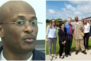 """""""No time to be bitter:"""" Man, 51, released after serving 25 YEARS for crime he didn't commit (photos, video)"""