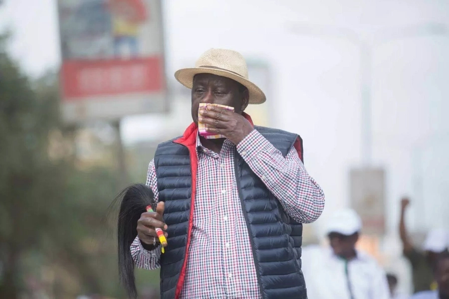 Raila's wife names people behind postponement of controversial swearing-in