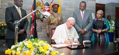 The Message That Pope Francis Has For Kenyans