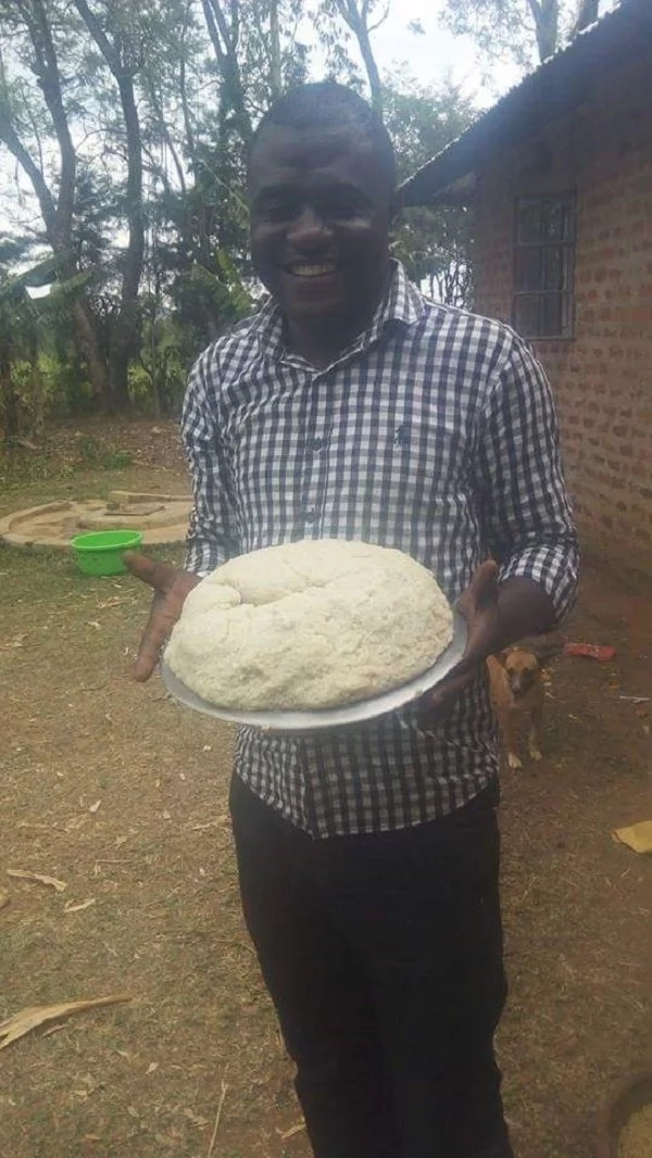 Meet the Luhya man who cried after hearing Jesus fed 5000 and he wasn't among them