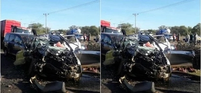 Three die in a terrible accident on the way to a funeral