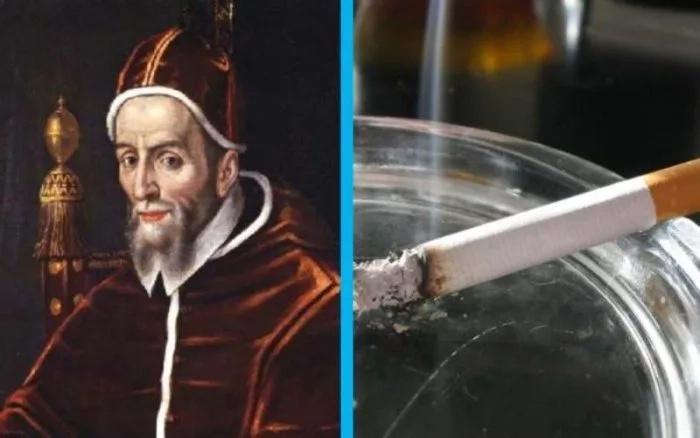 ¿Sabes cúal fue el Papa que prohibió fumar en público?