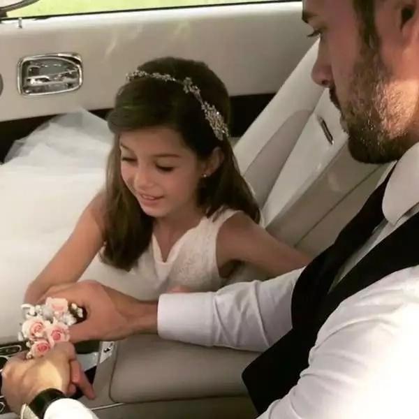 William Levy daughter