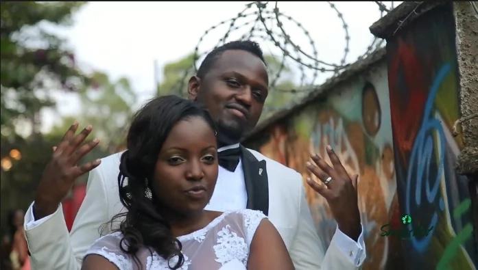 Ndoa za watangazaji maarufu wa Citizen TV-Picha