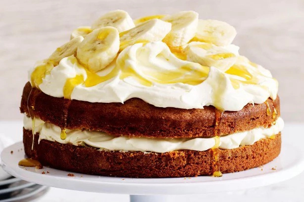 See two simple diabetic cake recipes