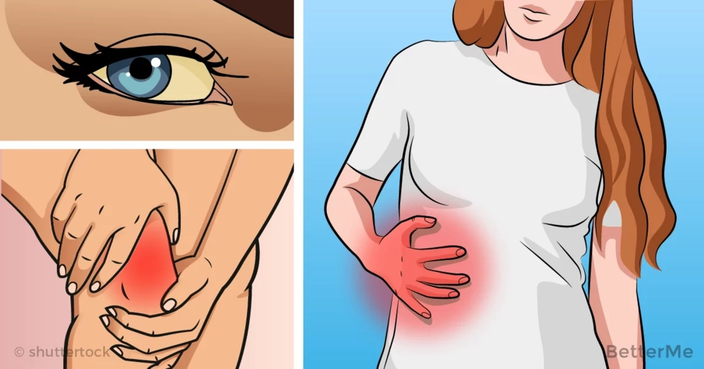 6 signs that your liver might be failing