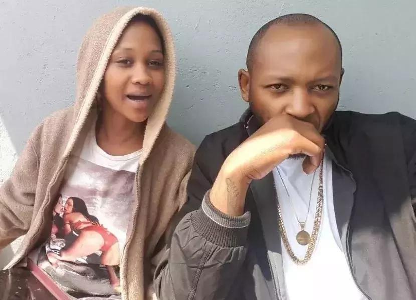 Aliyekuwa mpenzi wa Prezzo apata 'mabega' ya kulalia