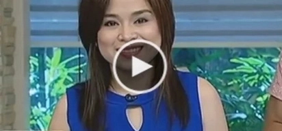 WATCH: Jennie Gabriel as Angel Locsin's impersonator