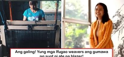 Nakakaproud isuot ang gawang Pinoy! UP Junior Marketing Assn. elevates Filipino heritage by showcasing modern clothing made by Ifugao weavers