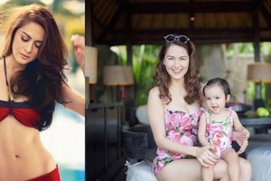 Mommy goals! Stunning mom Marian Rivera is back on fitness track with her 23-inch waistline