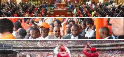 Key ODM politicians among thousands seeking to get nominated to parliament