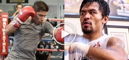 Pacquiao confirms FIGHT vs Jessie Vargas; FIND OUT more about the opponent!