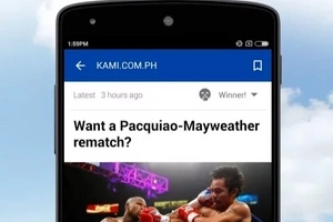 KAMI.com.ph: The only app you need for daily dose of Philippines latest news