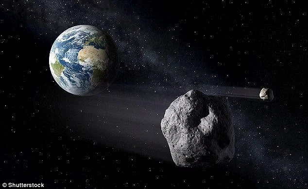 Potentially hazardous ASTEROID expected to pass closest to earth in 400 years
