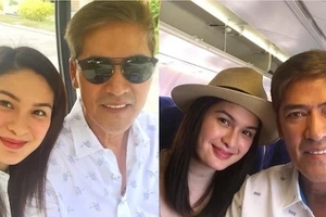 Pauleen Luna and Vic Sotto reveals baby's gender and name!
