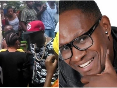 Tanzanian singer Mr Nice caught up in embarassing prostitute drama