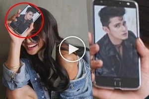 Netizens surprised: who is this guy on Nadine Lustre's smartphone screen?