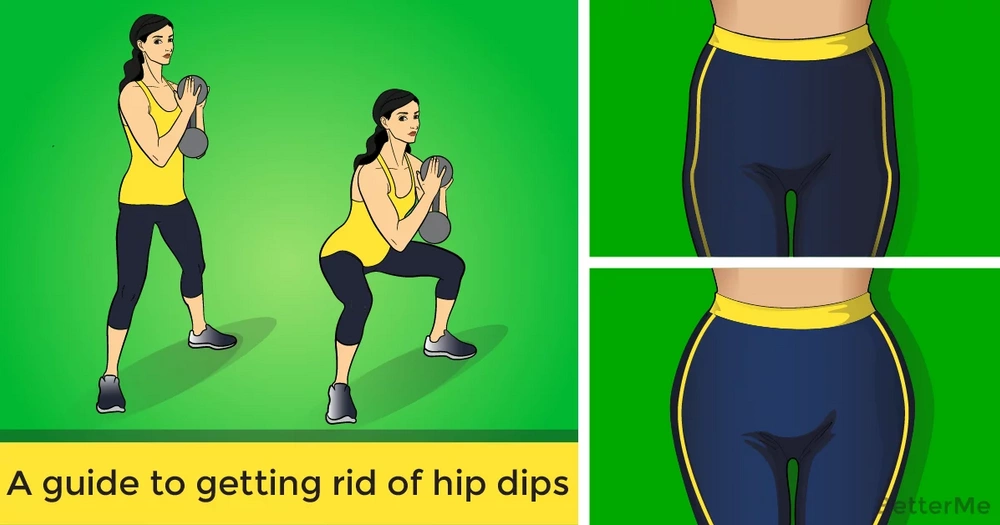 A Guide To Getting Rid Of Hip Dips