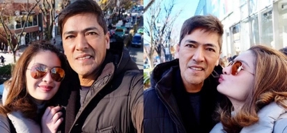 Vic Sotto and Pauleen Sotto turn Japanese on their latest vacation