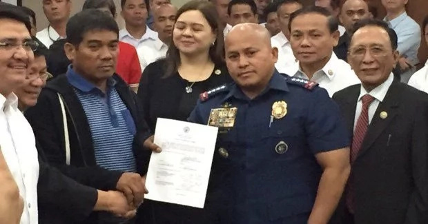 Custody over Dayan shifts to PNP