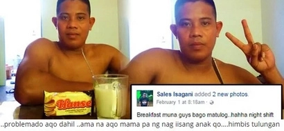 Many netizens poke fun at this guy's post, but later regretted it when they knew the whole sad truth
