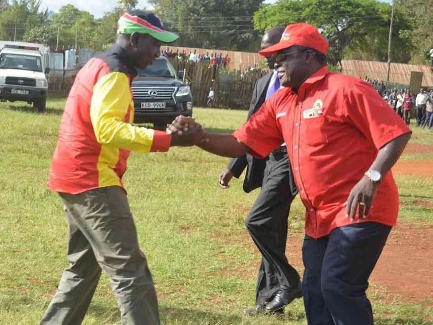 Bungoma residents 'BADLY' expose DP Ruto