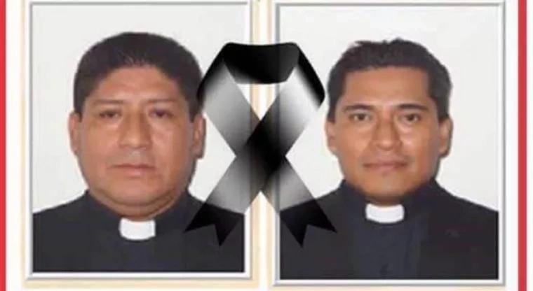 Violento asesinato de dos sacerdotes conmocionó a los feligreses