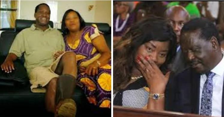 Raila na mkewe Ida wanatoa picha halisi ya maana ya ndoa