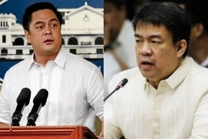 Mag-review ka muna! Senate President's claps back at Andanar for 'brat' remarks