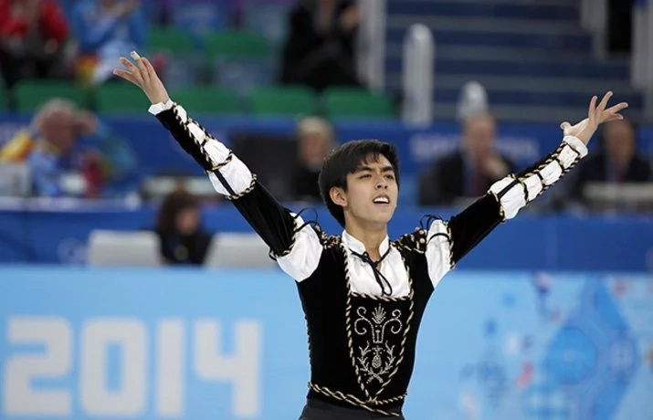 Michael Martinez will join 2017 World Figure Skating Championship Finals